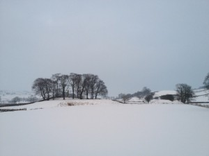 January in Hawes